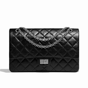 Chanel 2.55 Flap Bag Reissue 226 Series 18